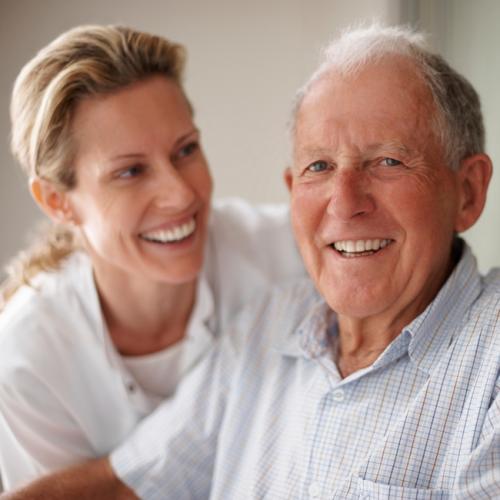 Betreutes Wohnen; Betreuung &Pflege